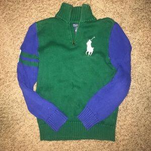 Boys Polo Ralph Lauren sweater size L